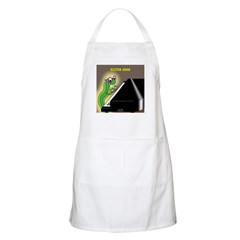 OTL Eelton John Cartoon Apron
