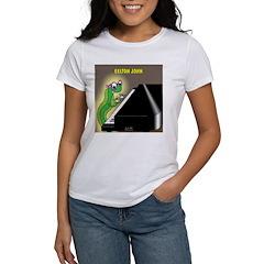 OTL Eelton John Cartoon Women's T-Shirt