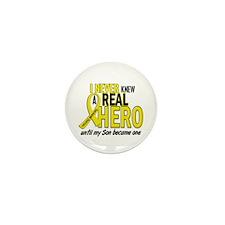Real Hero Sarcoma Mini Button (10 pack)