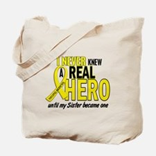 Real Hero Sarcoma Tote Bag