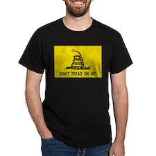 Gadsden Traditional Flag T-Shirt