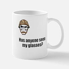 Has anyone seen my glasses? Mug