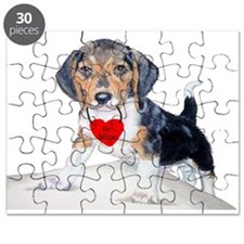 Bagel the Beagle Puzzle