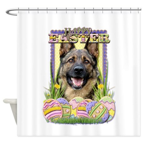 Easter Egg Cookies - Shepherd Shower Curtain