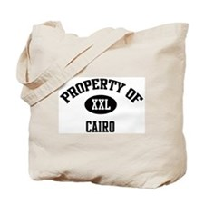 Property of Cairo Tote Bag