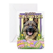 Easter Egg Cookies - Shepherd Greeting Cards (Pk o