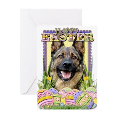 Easter Egg Cookies - Shepherd Greeting Card