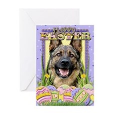 Easter Egg Cookies - Shepherd Greeting Card