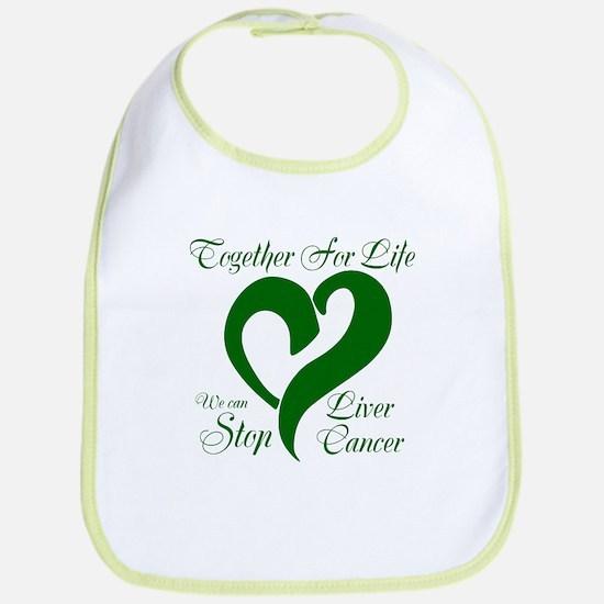 Stop Liver Cancer Bib