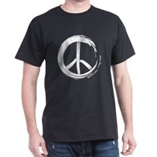 Peace Wag More Bark Less T-Shirt