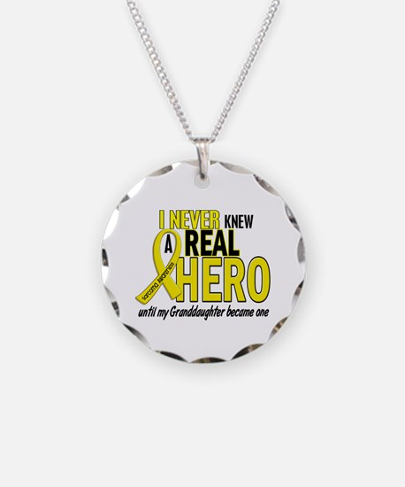 Real Hero Sarcoma Necklace