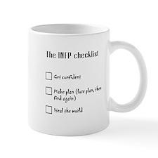 INFPchecklist Mugs