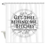 CONLogo Shower Curtain