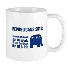 Keeping Millions Out Of Work Mug