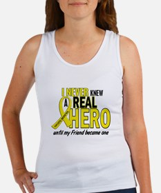 Real Hero Sarcoma Women's Tank Top