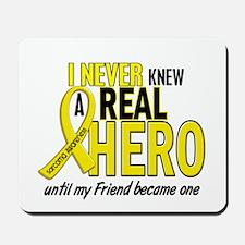 Real Hero Sarcoma Mousepad