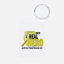 Real Hero Sarcoma Keychains