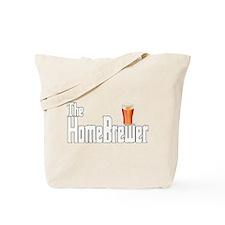 The HomeBrewer Ale Tote Bag