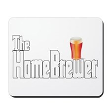 The HomeBrewer Ale Mousepad