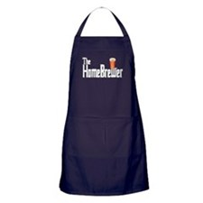 The HomeBrewer Ale Apron (dark)