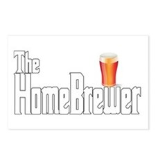 The HomeBrewer Ale Postcards (Package of 8)