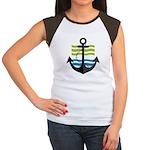 The Sailor Women's Cap Sleeve T-Shirt