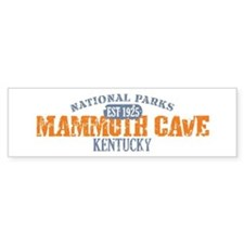 Mammoth Cave National Park KY Bumper Sticker
