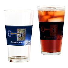 12Keys Drinking Glass
