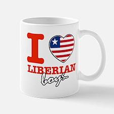 I love Liberian boys Mug