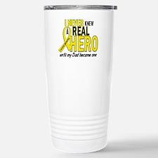 Real Hero Sarcoma Travel Mug