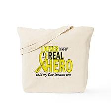 Real Hero Sarcoma Tote Bag