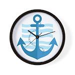 The Sailor Wall Clock