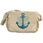 The Sailor Messenger Bag