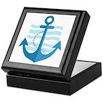 The Sailor Keepsake Box