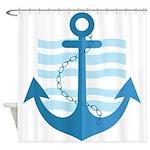 The Sailor Shower Curtain