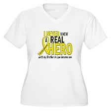 Real Hero Sarcoma T-Shirt