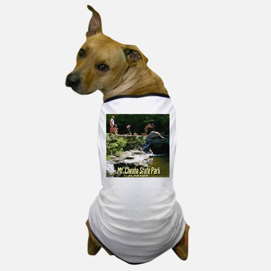 Mt. Cheaha State Park, AL Dog T-Shirt