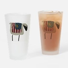 Unique Sheep Drinking Glass