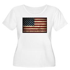 American Flag Rocks T-Shirt