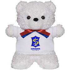 """""""Surabaya"""" Teddy Bear"""