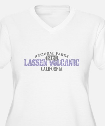 Lassen Volcanic National Park T-Shirt