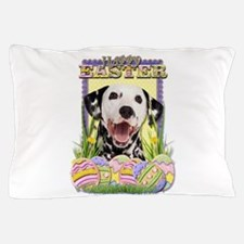 Easter Egg Cookies - Dalmatian Pillow Case