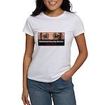 Dachshund Security Service Women's T-Shirt