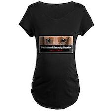 Dachshund Security Service T-Shirt