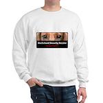Dachshund Security Service Sweatshirt