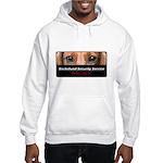 Dachshund Security Service Hooded Sweatshirt