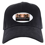 Dachshund Security Service Black Cap
