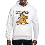 ANGRY CAT Hooded Sweatshirt