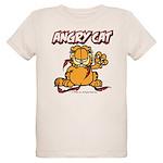 ANGRY CAT Organic Kids T-Shirt