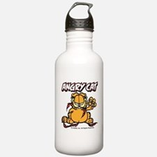 ANGRY CAT Sports Water Bottle
